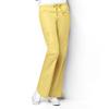 WonderWink Romeo - 6-Pocket Flare Leg Pant CID 5026P-YLW-SMP