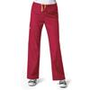 scrub pants: WonderWink - Unisex Drawstring Cargo Pant