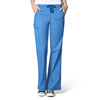 workwear womens pants: WonderWink - Grace Flare Leg Pant