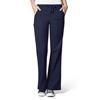 workwear womens pants: WonderWink - Grace Flare Leg Pant