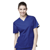 scrub tops: WonderWink - Bravo - 5-Pocket V-Neck Top