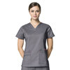 scrubs: WonderWink - Verity V-Neck Top