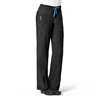 workwear womens pants: Carhartt - Women's Rugged Flex® Boot Cut Scrub Pant