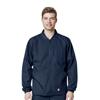 Carhartt Mens Ripstop Zip Front Jacket CID C84108X-NVY-3XL