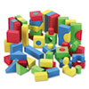 Creativity Street Chenille Kraft® WonderFoam® Blocks CKC 4380