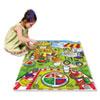 Chenille Kraft Chenille Kraft® WonderFoam® Land Of Nutrition Floor Puzzle CKC 4412