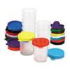 Chenille Kraft Chenille Kraft® Creativity Street® No-Spill Paint Cups CKC5100