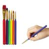 Creativity Street Creativity Street® Acrylic Triangular-Handle Paint Brush Set CKC 512306