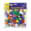 Chenille Kraft Chenille Kraft® Plastic Button Assortment CKC 6120