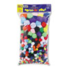 Creativity Street Creativity Street® Pound of Poms® Giant Bonus Pack CKC 818001