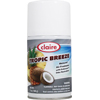 Deodorizers: Claire - Tropic Breeze Metered Air Freshener