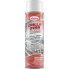 cleaning chemicals, brushes, hand wipers, sponges, squeegees: Claire - Grill & Oven Cleaner