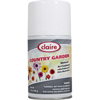 Deodorizers: Claire - Country Garden Metered Air Freshener