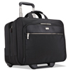 Case Logic 17 Checkpoint Friendly Rolling Laptop Case, 17.9 x 10.6 x 14.8, Black CLG 3200943
