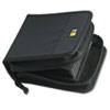 Desk Accessories and Workspace Organizers: Case Logic® Nylon CD/DVD Wallet
