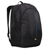 Case Logic Prevailer 17 Laptop Backpack, 12 1/2 x 12 1/4 x 18, Black with Blue Accent CLG PREV217BK