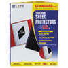 C-Line Products C-Line® Polypropylene Sheet Protector CLI 00032