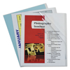 C-Line Products Vinyl Report Covers Only, Clear, 11 x 8 1/2 CLI 31357