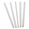C-Line Products Binding Bars Only, White, 11 x 1/4 CLI 34447