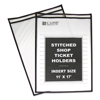 C-Line Products Shop Ticket Holders, Stitched, Both Sides Clear, 11 x 17 CLI 46117