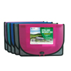 C-Line Products Biodegradable Extra Large Document Case CLI48350BNDL6EA