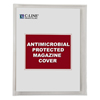 C-Line Products Magazine Cover w/Antimicrobial Protection CLI 56147