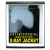 C-Line Products X-Ray Jackets w/Antimicrobial Protection, Open Long Side CLI 56247