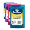 C-Line Products 4 x 6 Index Card Case, Assorted CLI 58046BNDL12EA