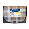 C-Line Products Extra Large Document Case, Plaid CLI 58512BNDL4EA