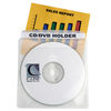 C-Line Products Deluxe Individual CD/DVD Holders CLI 61988BNDL2BX