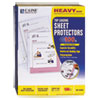 C-Line Products C-Line® Three-Hole Polypropylene Sheet Protector CLI 62023