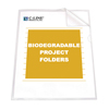 C-Line Products Biodegradable Project Folders, Reduced Glare CLI 62627BNDL2BX