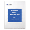 C-Line Products No-Hole Sheet Protectors, Clear, 11 x 8 1/2 CLI 62907BNDL2BX