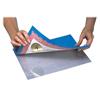C-Line Products Heavyweight Cleer Adheer Laminating Sheets, Clear, 9 x 12 CLI 65059BNDL12PK