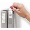 C-Line Products Self-Adhesive Binder Labels, 1/2 Binders, 1/2 x 1 5/8 CLI 70012BNDL5PK