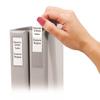 C-Line Products Self-Adhesive Binder Labels, 1 1/2 Binders, 3/4 x 2 1/2 CLI 70013BNDL5PK