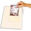 C-Line Products Peel & Stick Photo Holders, Clear, 4 x 6 CLI70346BNDL5PK