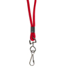 C-Line Products Neck Lanyard, Red, Classic w/Swivel Hook CLI 88004BNDL2PK