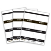 C-Line Products Inkjet/Laser Printer STAFF Name Badge Inserts, 4 x 3 CLI 92801