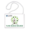 Clean and Green: C-Line Products - Biodegradable Name Badge Holders Kit, 4 x 3