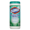 Clorox Professional Clorox® Disinfecting Wipes COX01593EA