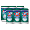 Cleaning Chemicals: Disinfecting Wipes