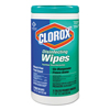 Stearns-packaging-disinfectants: Clorox® Disinfecting Wipes