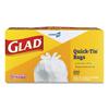 Clorox Professional Glad® Tall Kitchen Quick-Tie® Bags CLO 2145206