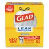 Clorox Professional Glad® ForceFlexPlus™ OdorShield® Tall Kitchen Drawstring Trash Bags CLO 2191432