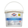 cleaning chemicals, brushes, hand wipers, sponges, squeegees: Clorox® Healthcare® Bleach Germicidal Wipes