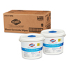 Clorox Professional Clorox® Healthcare® Bleach Germicidal Wipes CLO 30358CT