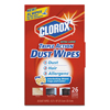 Clorox Professional Clorox® Triple Action Dust Wipes CLO 31311