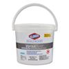 Clorox Professional Clorox® Healthcare® VersaSure Cleaner™ Disinfectant Wipes. 110 wipes Towels/Bucket CLO 31759EA
