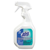 clorox: Clorox® Formula 409® Cleaner Degreaser Disinfectant Spray